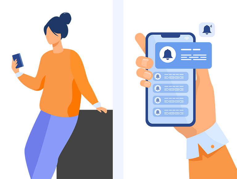 Retail App connects you with your customers