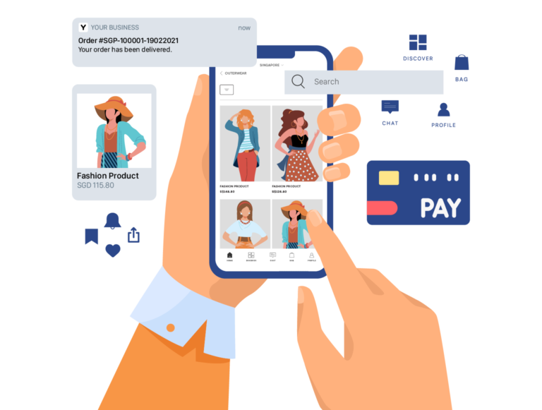 mobile commerce all-in-one