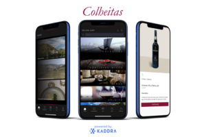 The Colheitas app - the first wine distributor in Asia