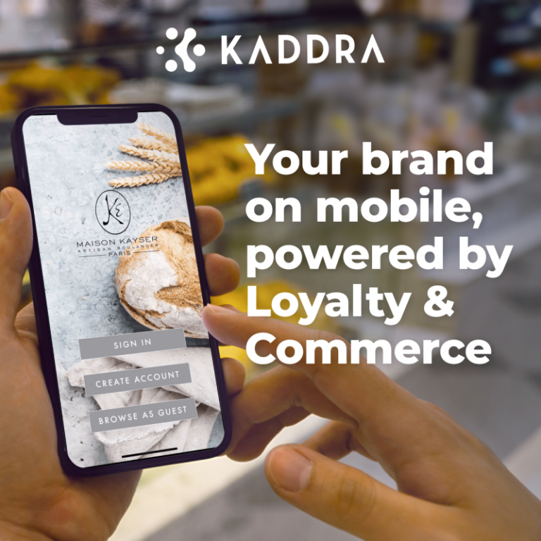 build your mobile store with loyalty and commerce solution