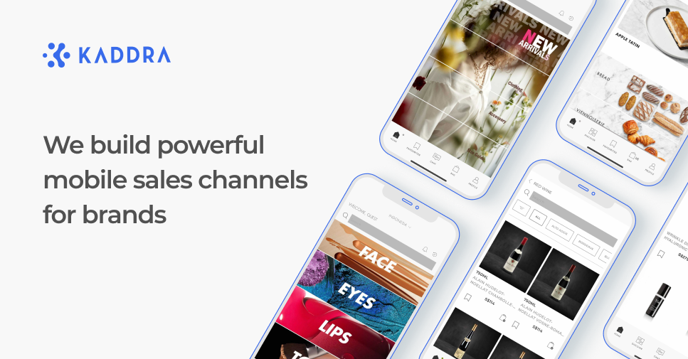Powerful mobile sales channels for brands